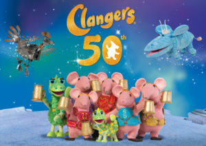 clangers 50th